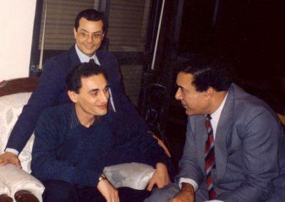 احمد سامي و امير