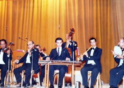 فرقة الموسيقى العربية
