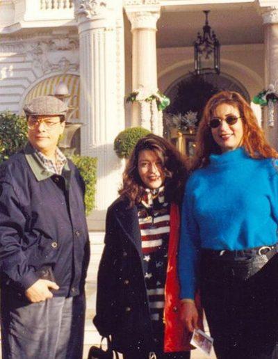 سميرة سعيد و د. جيهان مرسي
