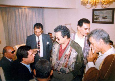 عمار الشريعي، أمير عبد المجيد