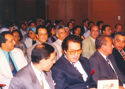فاروق حسني، رئيس الاوبرا
