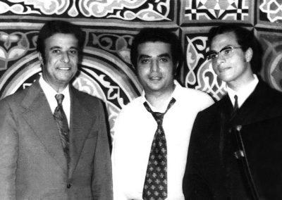 كارم محمود، محمد غنيم