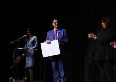 تسليم جائزة الدولة التقديرية 11