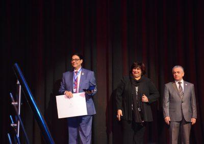 تسليم جائزة الدولة التقديرية 2