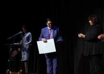 تسليم جائزة الدولة التقديرية 5