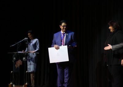 تسليم جائزة الدولة التقديرية 6