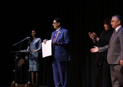 تسليم جائزة الدولة التقديرية 9